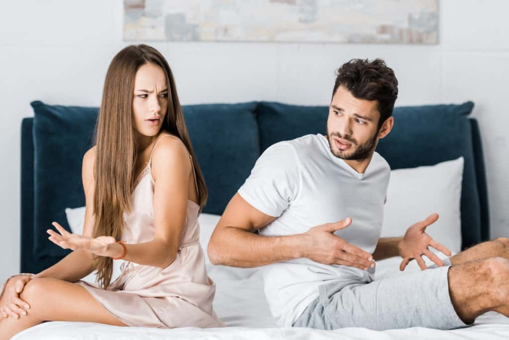 Reasons The Marriage Is Unhappy