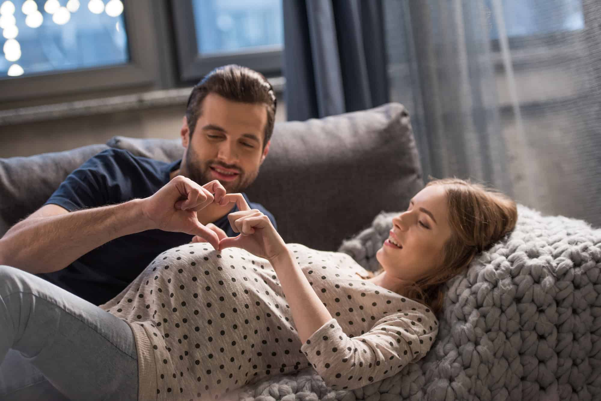 5+ Absolute Signs He Wants To Get You Pregnant - AskApril