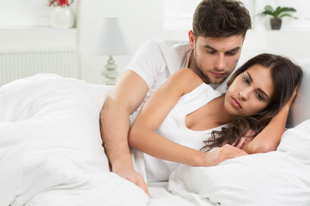 The feelings you experience during sex rarely last
