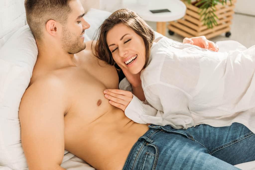 Amazing reunion sex