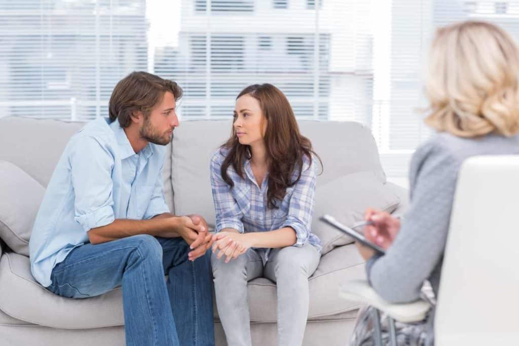 Seek counseling