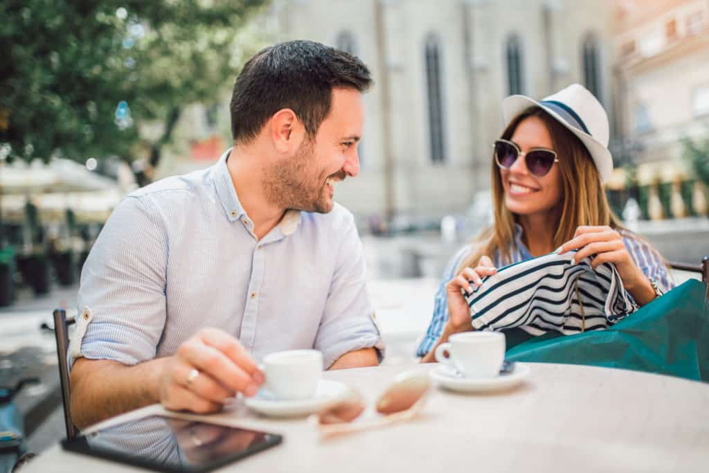 visit a nearby town, it's a great way to explore the city while getting to know each other