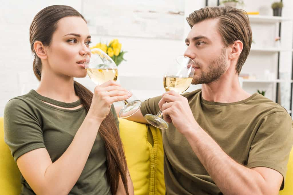throw him a party to mark your relationship anniversary