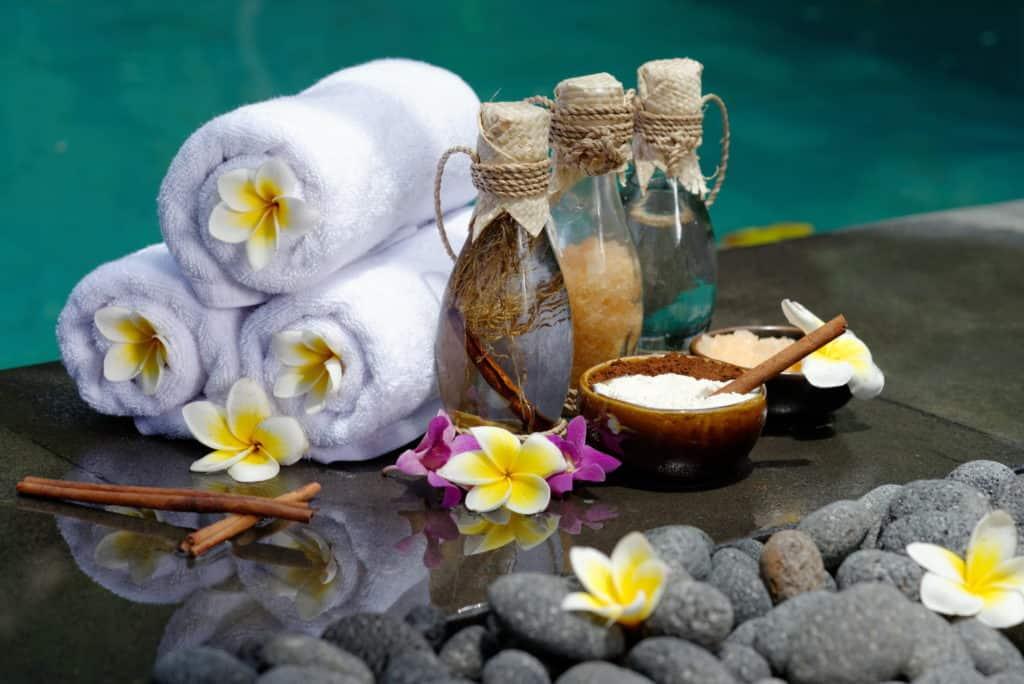 use sensual smelling massage oils