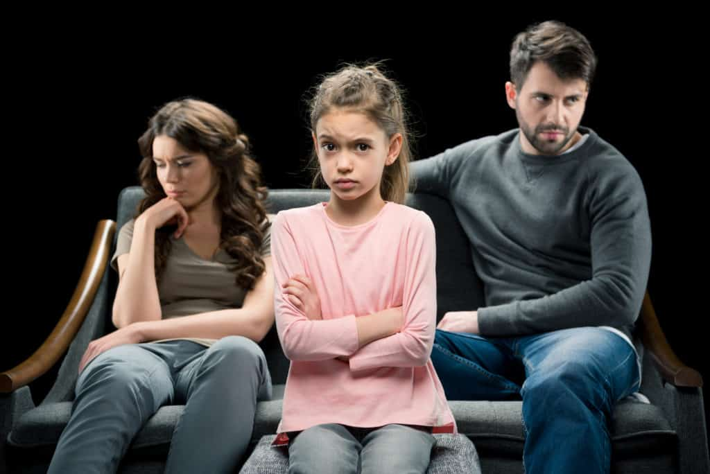 you watch your parents' marriage crumble